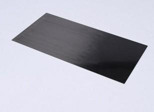 Carbono Folha de fibra 1,0 milímetros * * 150 milímetros 300 milímetros