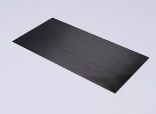 Carbono Folha de fibra 1,5 milímetros * * 150 milímetros 300 milímetros