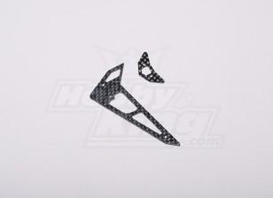 Fin cauda HK-250GT CF Horizontal / Vertical