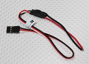 5V remotamente o controlador da luz ajustável para LED