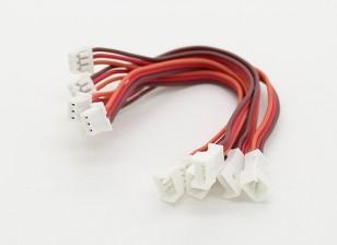 60 milímetros Molex 1,25 Servo Extension (5pcs / bag)