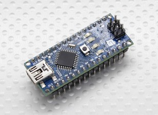 Kingduino Nano Interactive Media controlador AVR ATmega328P-AU