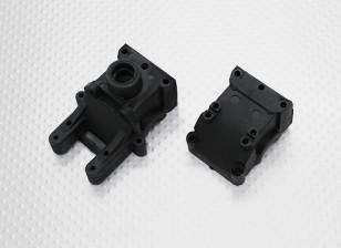 Gearbox Conjunto Habitacional - 1/10 Quanum Vandal 4WD Corrida Buggy