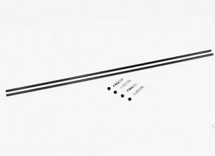 KDS Innova 550 cauda boom Brace 550-60 (2pcs / bag)