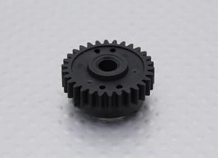 Engrenagem 30T 1/16 Turnigy 4WD Nitro Corrida Buggy (1pcs / saco)