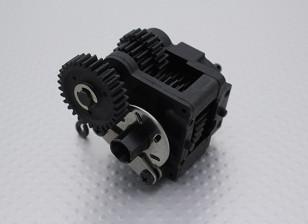 Duas Velocidades Conjunto Completo 1/16 Turnigy 4WD Nitro Corrida Buggy