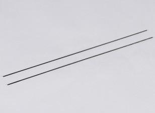 Metal impulso Rods M2xL300 (2pcs / set)