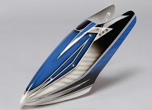 Turnigy High-End Fiberglass Canopy para Trex / HK 550E