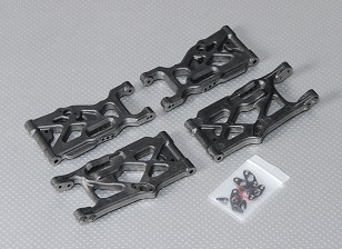 Dianteiro e traseiro inferior Susp. Arms - A2038 e A3015 (1set)