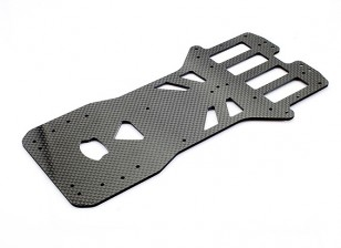 Fibra de Carbono Chassis - 1/10 Turnigy GT-10X Pan Car