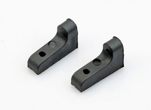 Servo Holder - 1/10 Turnigy GT-10X Pan carro (2pcs)