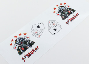 "Arte do nariz - ""Ace Maker"" L / R Handed"
