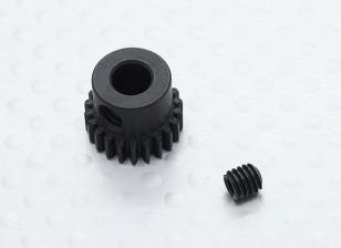 22T / 5 mm 48 Passo Hardened pinhão Aço