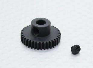 37T / 5 mm 48 Passo Hardened pinhão Aço