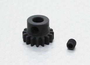 16T / 5 mm 32 Passo Hardened pinhão Aço