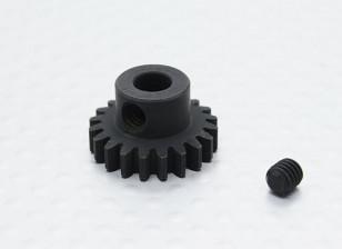 20T / 5 mm 32 Passo Hardened pinhão Aço