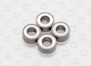 3 * 6 * 2,5 Ball Bearing - 1/10 Hobbyking Mission-D 4WD GTR drift carro (4pcs)