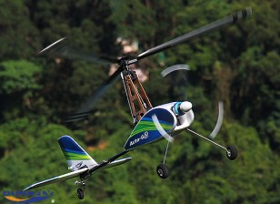 Durafly ™ Auto-G2 Gyrocopter w / Auto-Start System 821 milímetros (PNF)