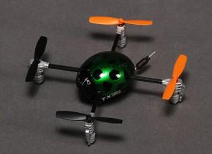 Walkera QR Ladybird V2 FPV Ultra Micro Quadrotor w / Devo F4 RTF (Modo 2)