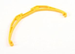 Multi Rotor rodagem 105x240mm (amarelo) (1pc)