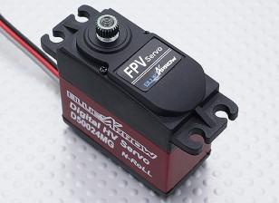 D50024MG 360 graus contínuo 5,0 kg de viagem Digital N-Roll Gimbal Servo / 0,05s / 60g