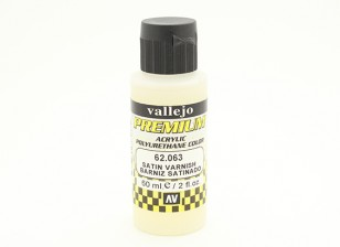 Vallejo Premium Color Acrílico Varnish - Satin (60 ml)
