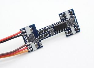 Turnigy metal Retração - Substituição PCB Grande