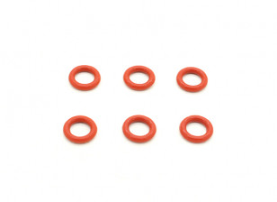 Dif. O-Rings (6pcs) - BSR 1/8 Rally