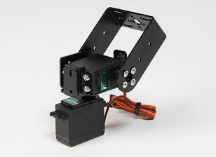 Pesado Kit Dever Pan e Tilt base com 160deg Servos Robotic Limb ou Rastreio Antena (Arm Long)