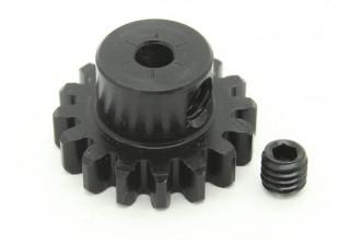 16T / 3,175 milímetros M1 Hardened pinhão Steel (1pc)