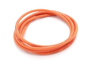 Turnigy Pure-Silicone fio 14AWG 1m (Laranja)