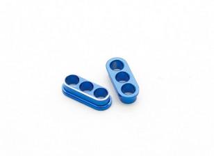 Liga de alumínio Comprimento ajustável Nut Turnigy TZ4 AWD (2pc)