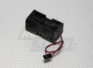4 x Titular AA bateria (Rx Pacote)
