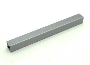 RotorBits alumínio anodizado Construção perfil 100 milímetros (Gray)