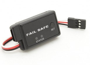 Perda Turnigy Signal and Low Battery Fail safe