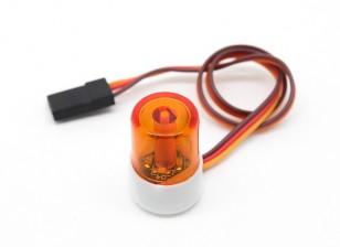 Veículo de recuperação LED Beacon (Âmbar)