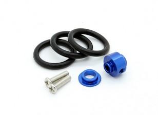 3,17 milímetros Prop Saver Set (azul) (1pc)