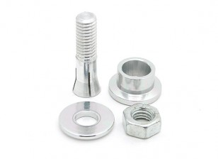 Collet Prop adaptador para eixos de 3mm (1pc)