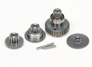 HK47179TM-HV, HK47003DMG e MIBL-70251 Replacement Servo Gear Set