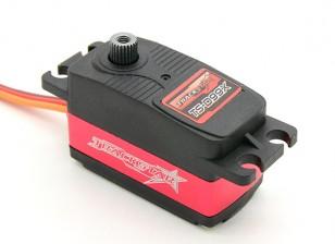 TrackStar TS-D99X Digital escala 1/10 Touring, tração / Buggy Direcção Servo 10kg / 0.08sec / 45g
