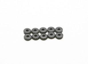 KDS Innova 550, 600, 700 anéis de borracha Canopy 550-75TTS (10pcs / saco)