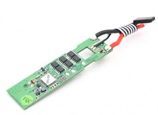 Walkera QR X350 Quadrotor Pro GPS - Brushless ESC (WST-15A) (vermelho)
