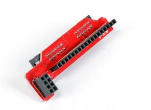 Conector de extensão de impressora 3D principal Board Adaptador Inteligente de Placa
