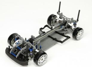 O diabo 1/10 4WD tração do carro (Kit)