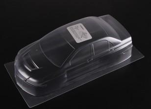 01:10 Mitsubishi Lancer Evolution 9 Limpar Shell Corpo