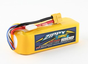 ZIPPY Compact 1800mAh 6s 40c Lipo pacote
