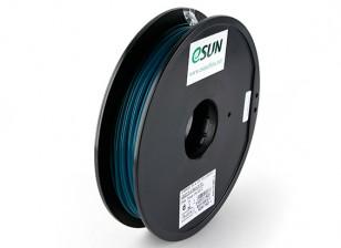 ESUN 3D Filament Printer Verde 3 milímetros PLA 0.5KG Spool