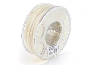 ESUN 3D Filament Printer 3 milímetros Natural ABS 1KG rolo