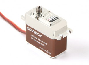 Goteck HB2622S HV Digital Brushless MG metal Cased High Torque Servo 22 kg / 0.11sec / 77g