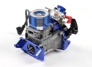 Motor AquaStar AS29BD 29cc Watercooled Marinha Gas Racing, com bobina de ignição